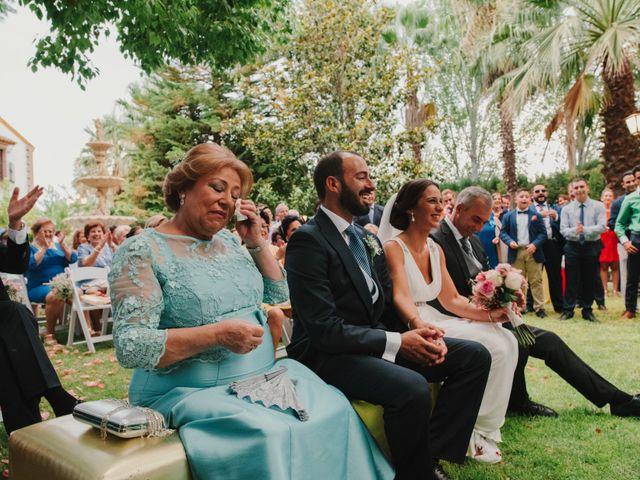 La boda de Alfonso y Silvia en Puente Genil, Córdoba 76