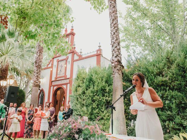 La boda de Alfonso y Silvia en Puente Genil, Córdoba 77