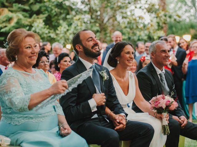 La boda de Alfonso y Silvia en Puente Genil, Córdoba 79