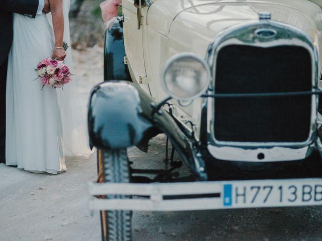 La boda de Alfonso y Silvia en Puente Genil, Córdoba 85