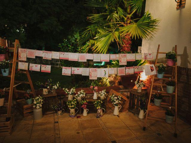 La boda de Alfonso y Silvia en Puente Genil, Córdoba 90