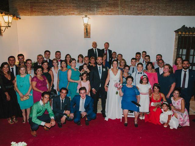 La boda de Alfonso y Silvia en Puente Genil, Córdoba 91