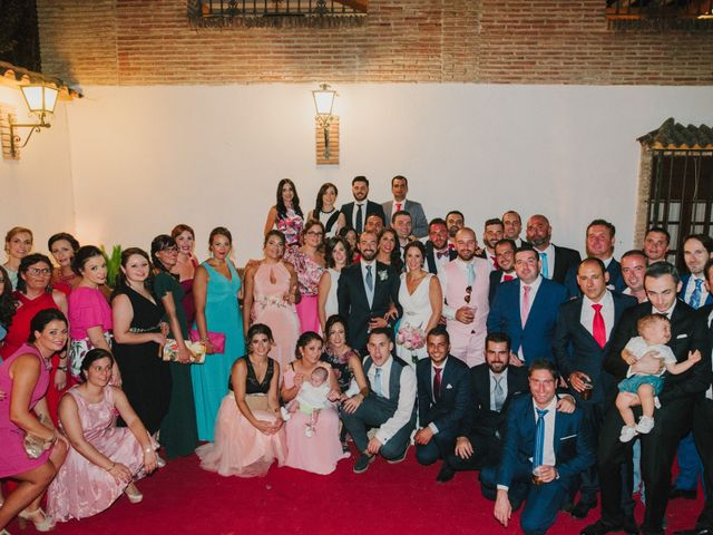 La boda de Alfonso y Silvia en Puente Genil, Córdoba 92