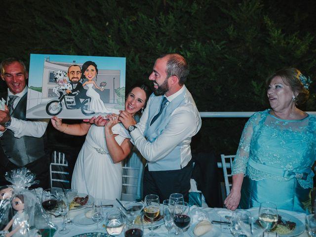 La boda de Alfonso y Silvia en Puente Genil, Córdoba 99