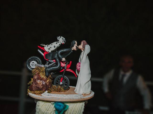 La boda de Alfonso y Silvia en Puente Genil, Córdoba 101