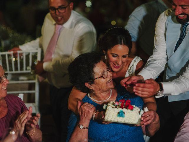 La boda de Alfonso y Silvia en Puente Genil, Córdoba 102