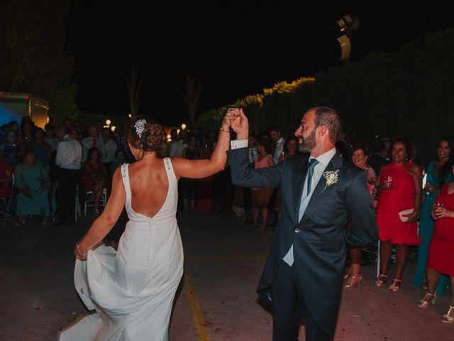 La boda de Alfonso y Silvia en Puente Genil, Córdoba 106
