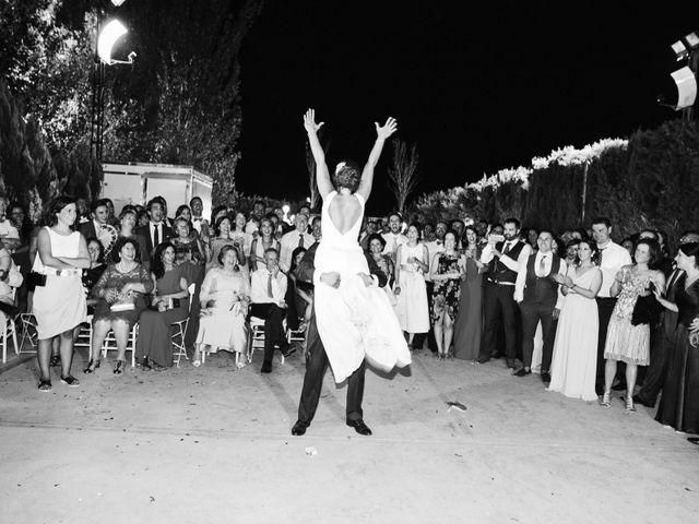 La boda de Alfonso y Silvia en Puente Genil, Córdoba 107