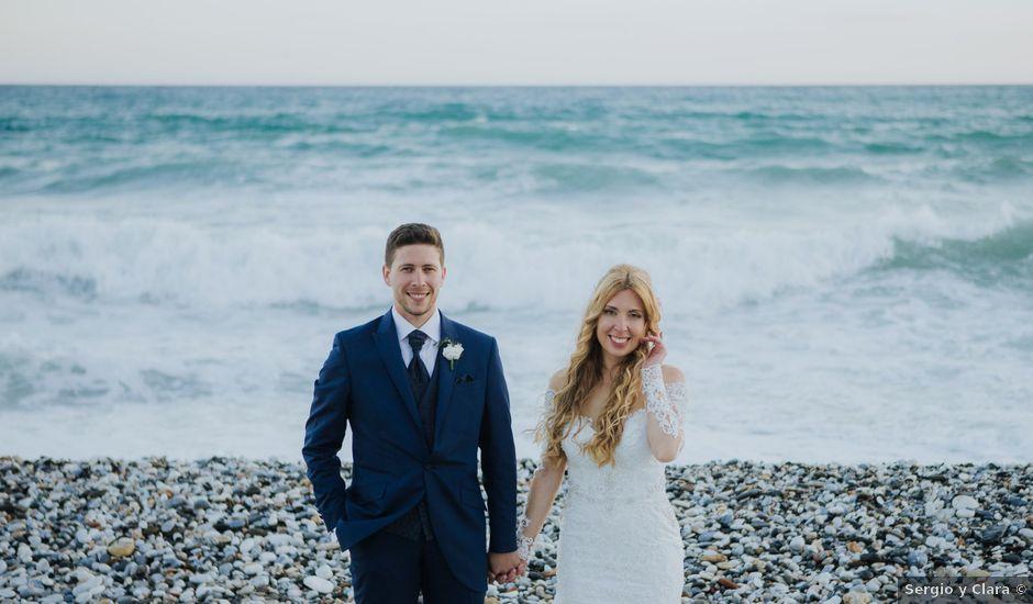 La boda de Rafa y Deborah en Nerja, Málaga