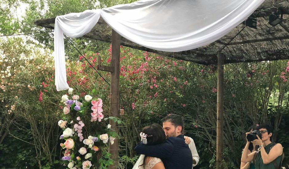 La boda de Juan Carlos y Marta en Aranjuez, Madrid