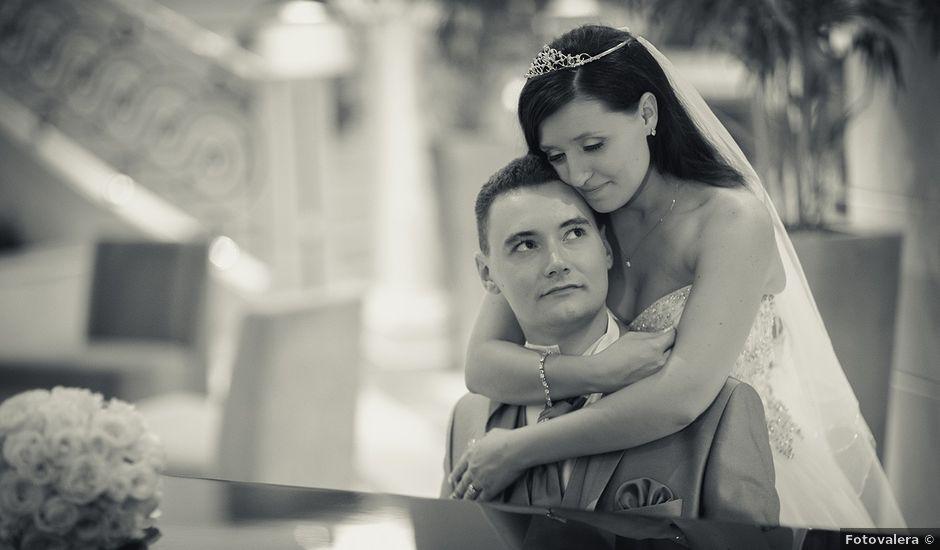 La boda de Anastacia y Kirill en Almería, Almería