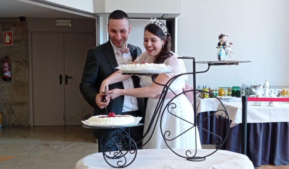 La boda de Isma y Tania  en Pazos De Borben, Pontevedra
