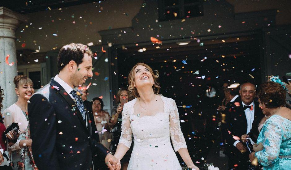 La boda de Albert y Miri en Munguia, Vizcaya