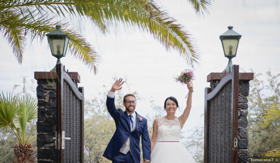 La boda de Raúl y Lisset en San Sebastian Gomera, Santa Cruz de Tenerife