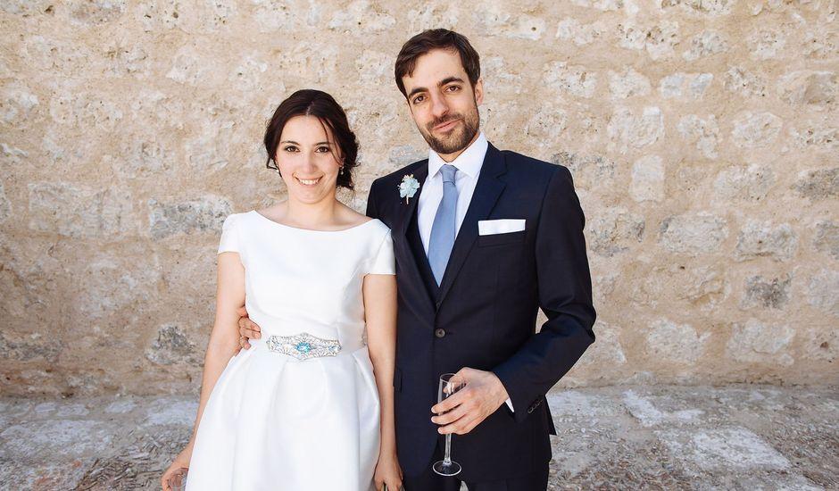 La boda de Xavier y Irene en Portillo, Valladolid