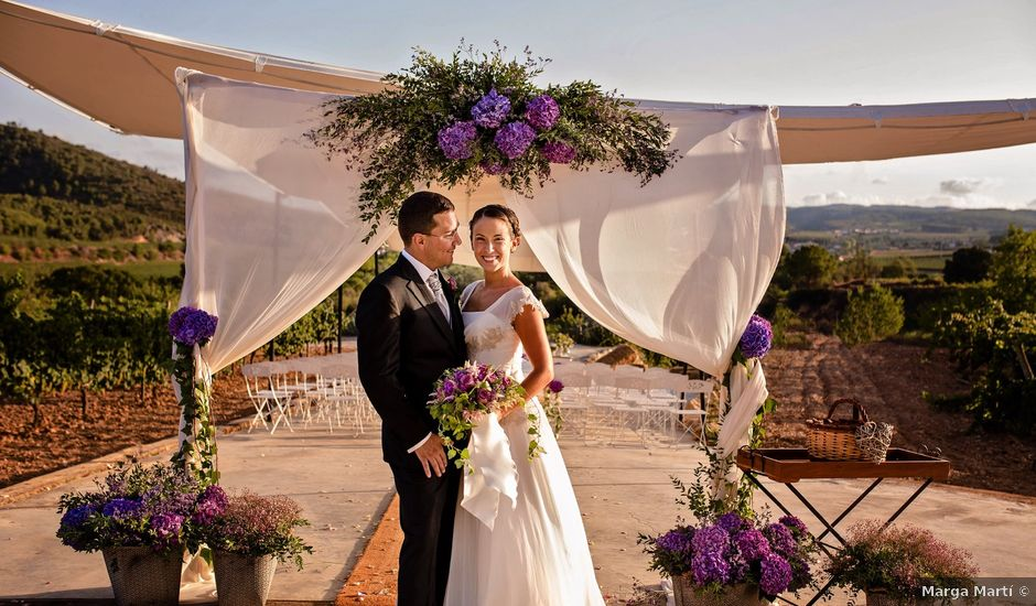 La boda de Sergi y Cris en Olerdola, Barcelona