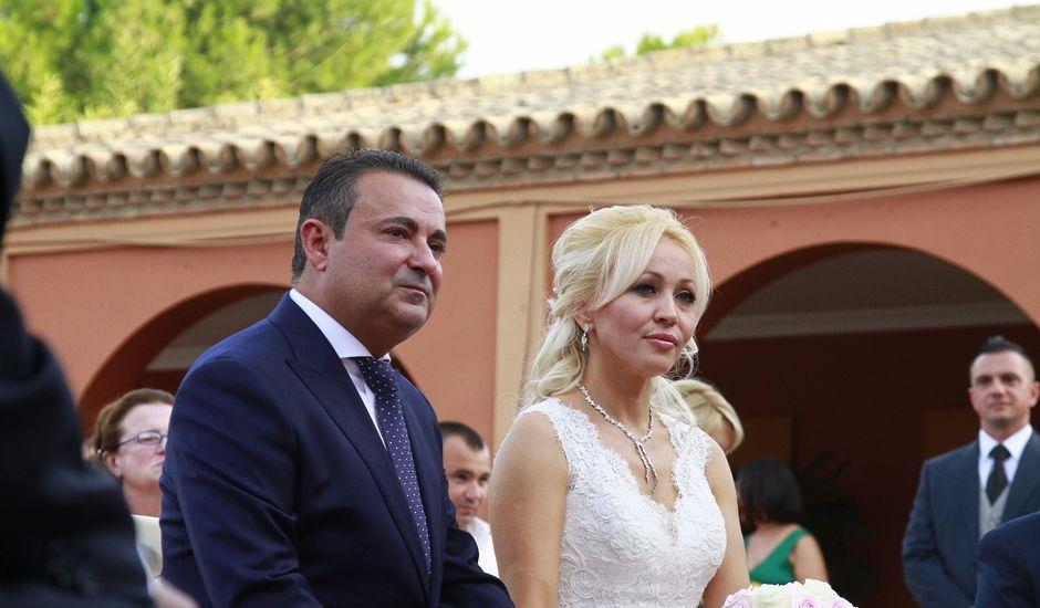 La boda de Rafael y Elena en Sanlucar La Mayor, Sevilla