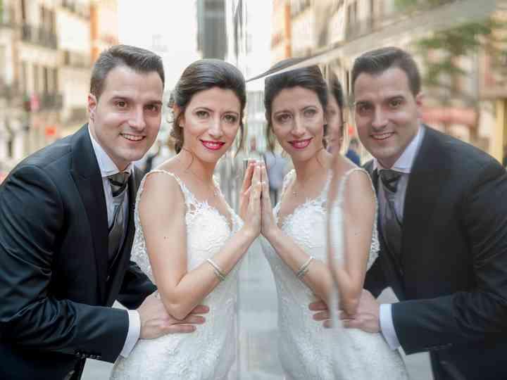 La boda de Nuria y Iñigo