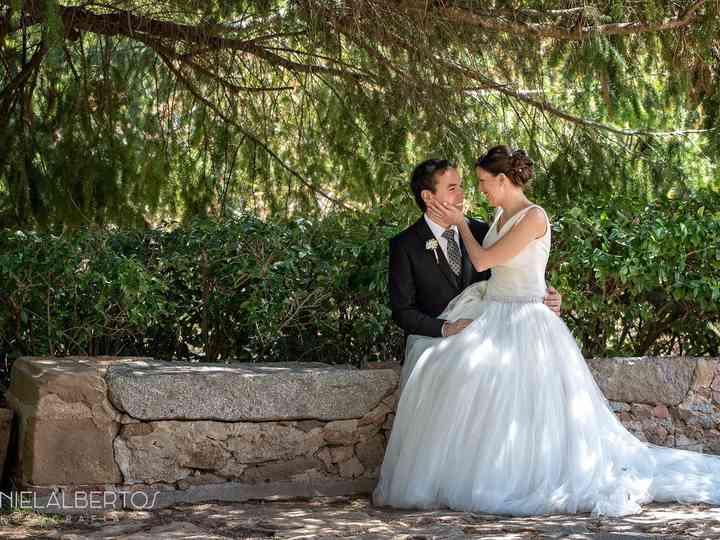 La boda de Cristina y Xesc