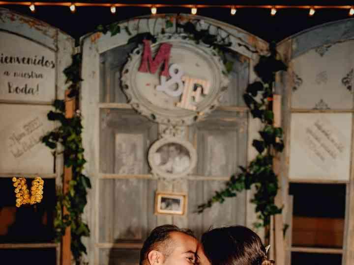 La boda de Estefania y Miguel