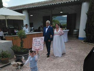 La boda de Estela y Christopher 1