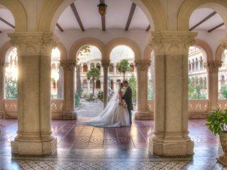 La boda de Lorena y Alex 1