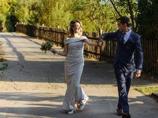 La boda de Daryana y Mikhail