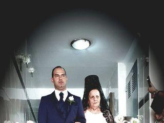 La boda de Ana Belén  y Antonio Jesús 1
