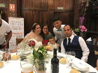 La boda de Ana Belén  y Antonio Jesús 2