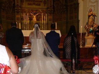 La boda de Ana Belén  y Antonio Jesús 3