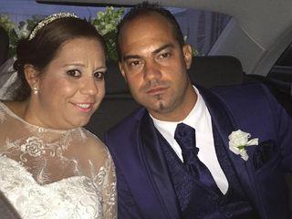 La boda de Ana Belén  y Antonio Jesús
