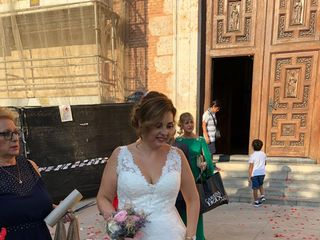 La boda de Miriam  y Jesús  2