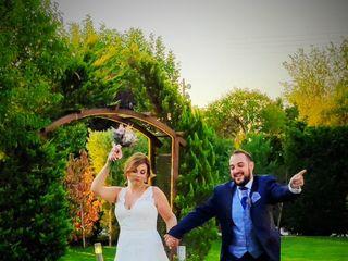 La boda de Miriam  y Jesús