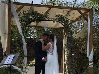 La boda de Cristi y Jose  1