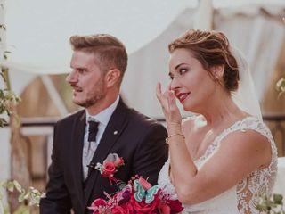 La boda de Cristi y Jose