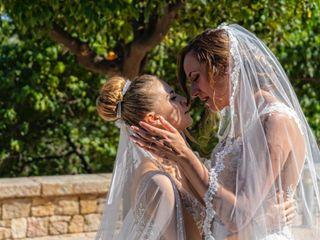 La boda de Natalia y Cynthia