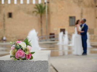 La boda de Lucia y Daniel