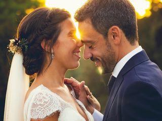La boda de María y Manu