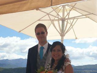 La boda de Míriam y Johannes 1
