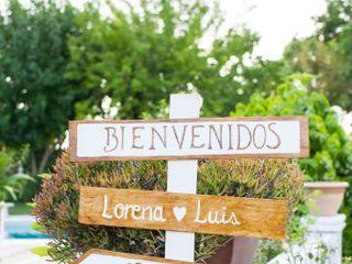La boda de Lorena y Luis 3