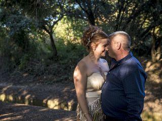 La boda de Montse y Josep Ma