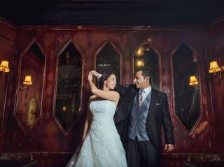 La boda de Silvia y Bruno