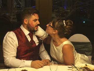 La boda de Gisela y Albert