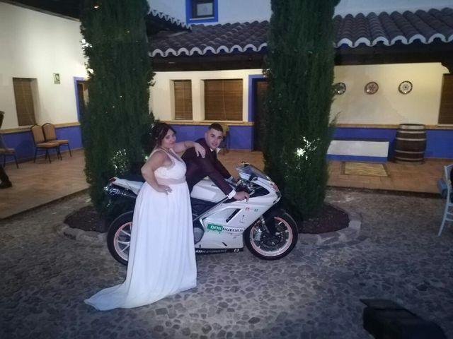 La boda de Estela y Christopher