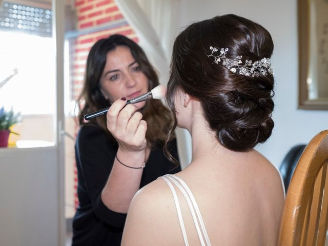La boda de Sergi y Mª Carmen en Alberic, Valencia 1