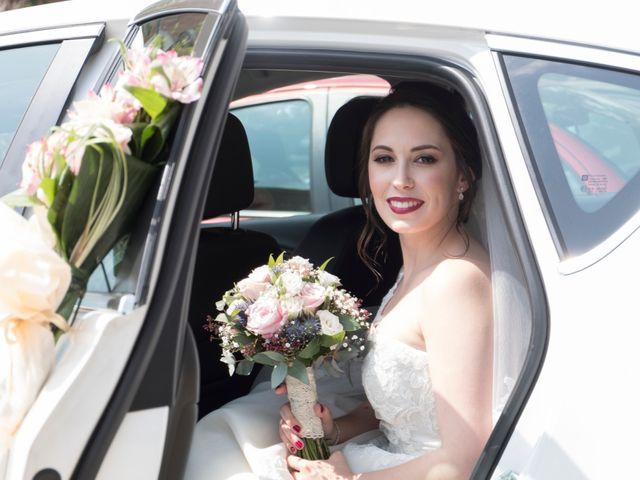 La boda de Sergi y Mª Carmen en Alberic, Valencia 5