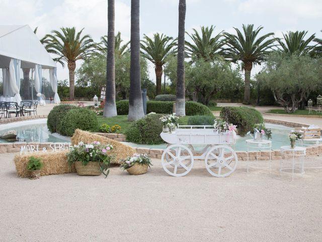 La boda de Sergi y Mª Carmen en Alberic, Valencia 8