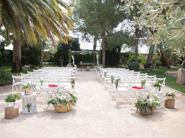 La boda de Sergi y Mª Carmen en Alberic, Valencia 11