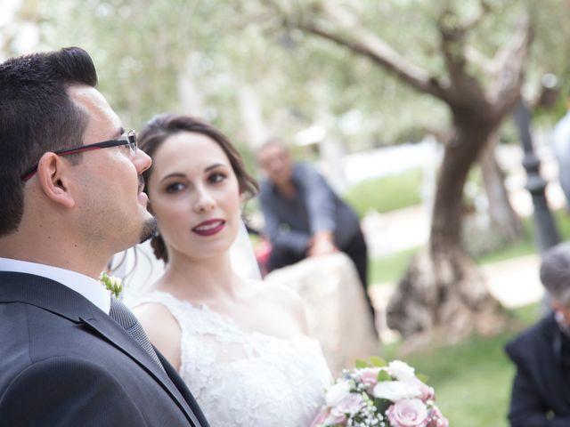 La boda de Sergi y Mª Carmen en Alberic, Valencia 15