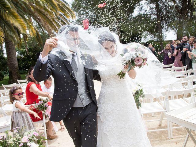La boda de Sergi y Mª Carmen en Alberic, Valencia 18